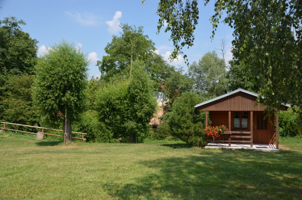 Camping Country huisje