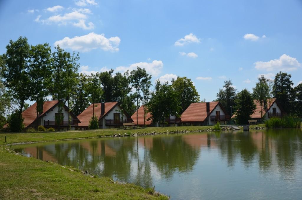 Huisje in Tsjechie Camp Relax 1