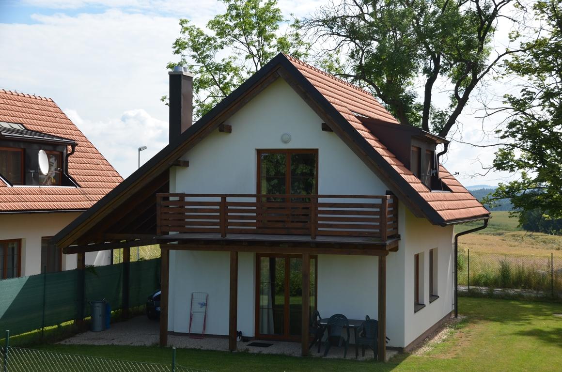 Huisje in Tsjechië Camp Relax 2