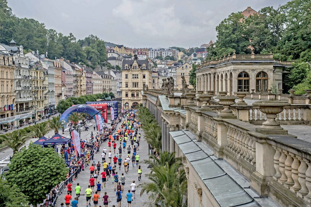 halve marathon tsjechie