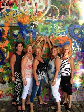 Mijn Praag Tours John Lennon wall