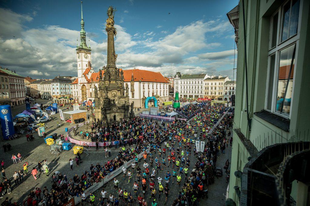 halve marathon in tsjechie