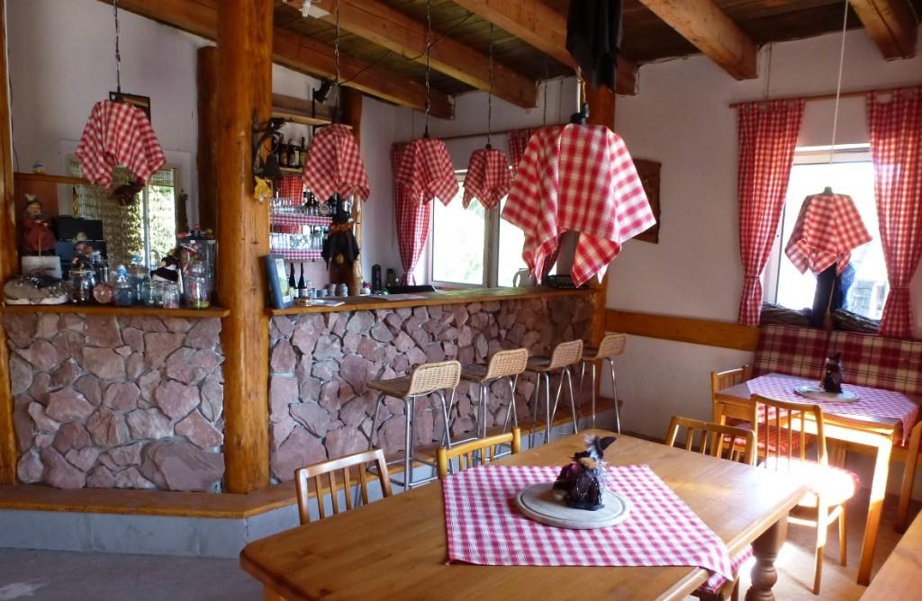 Tsjechische camping de Sprookjesmolen bar