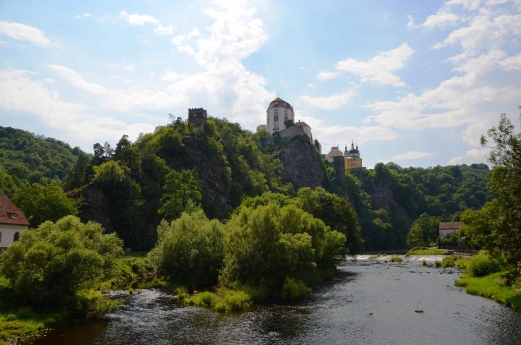 Vranov nad Dyji rivier