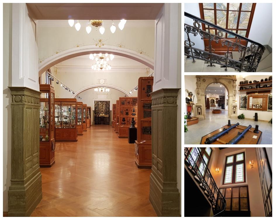 museum in Pilsen tsjechie