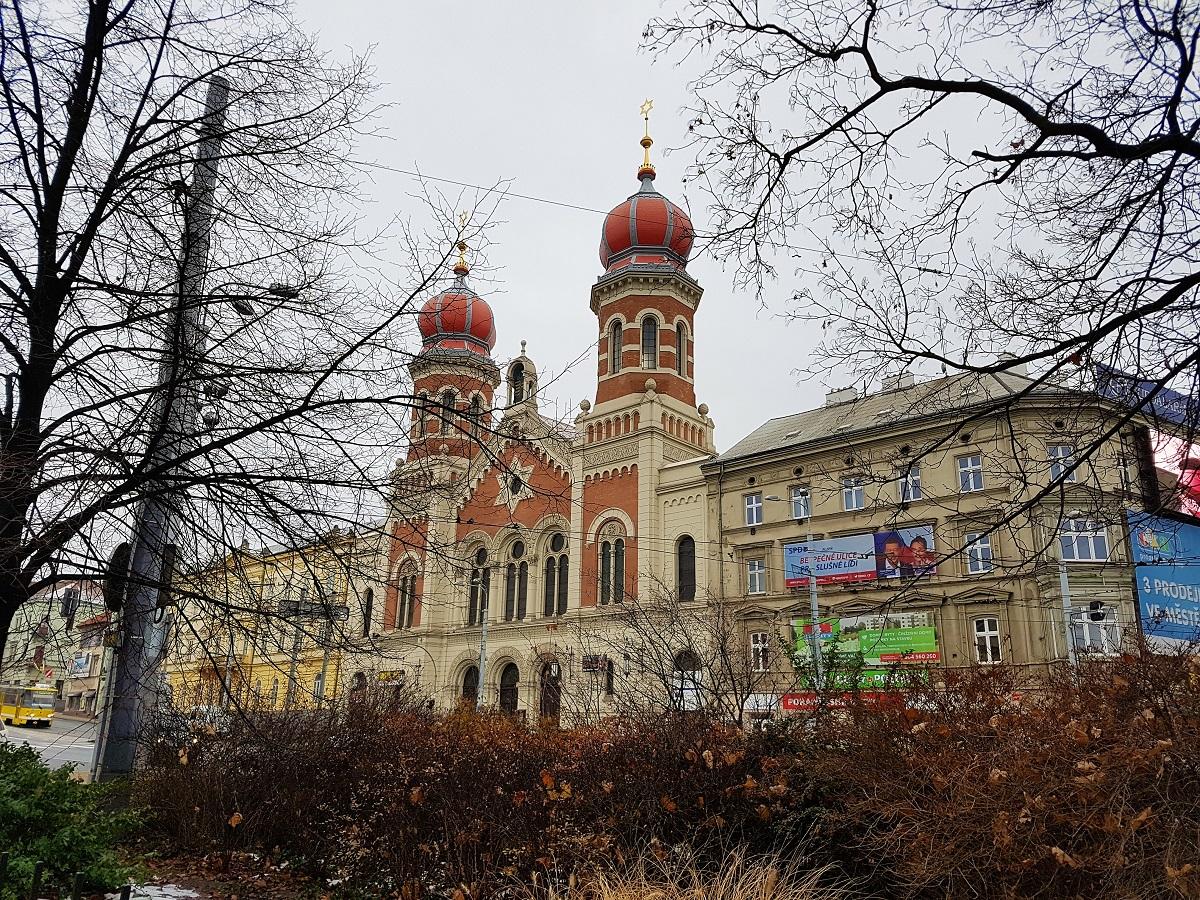 bezienswaardigheden in Pilsen Tsjechie