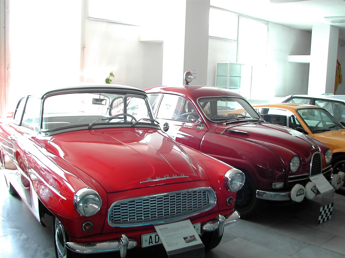automuseum in tsjechie