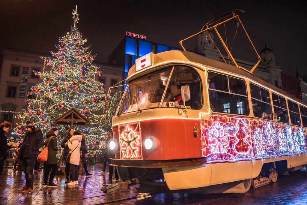 tsjechische kerstmarkt in brno